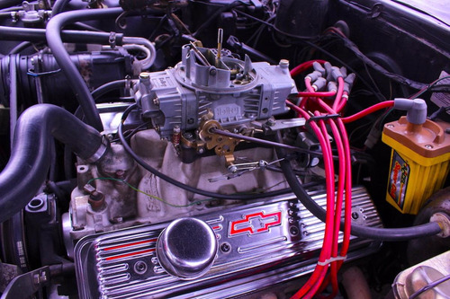 coupe chevrolet caprice 1968 330 bhp