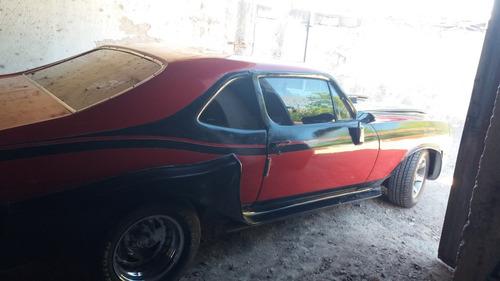 coupe chevy 1973 o permuto por moto grande