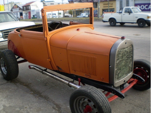 coupe ford-a hot rod año 1929