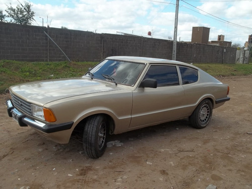 coupe ford taunus