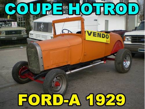 coupe ford v8 año 1937