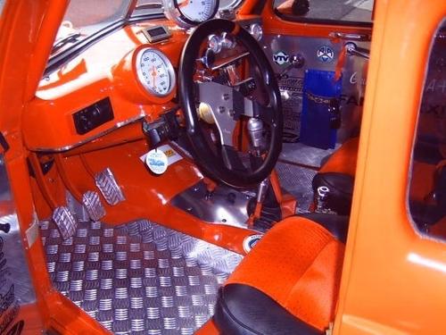 coupe tc. ford 40, competicion cupecita