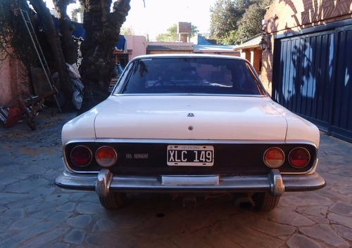 coupe torino ts 1970 en excelente estado
