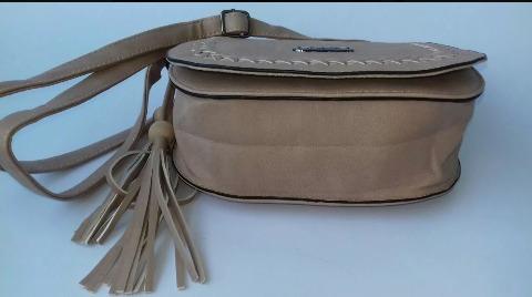 d1721c39c couro sintético bolsa feminina · bolsa feminina de lado tiracolo couro  sintético com franja