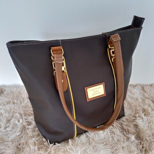 couro sintético bolsa feminina