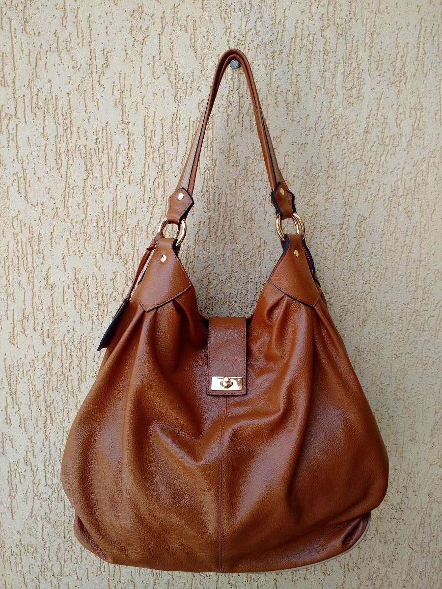 6562b2557 bolsa feminina couro legítimo caramelo inspire loius vuitton. 4 Fotos