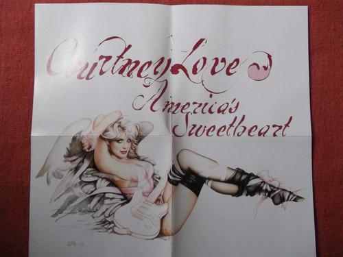 courtney love - america´s sweetheart cd usa ed 2004 mdisk