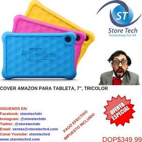 Cover Amazon Para Tableta, 7 , Tricolor