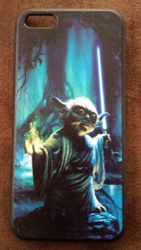 cover case yoda para iphone 4 4s