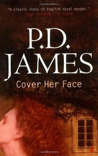 cover her face - p. d. james - faber & faber