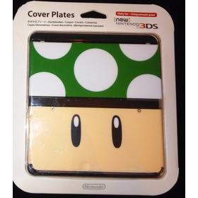 Cover Plates Carcasa Protector Funda Nintendo New 3ds Mario