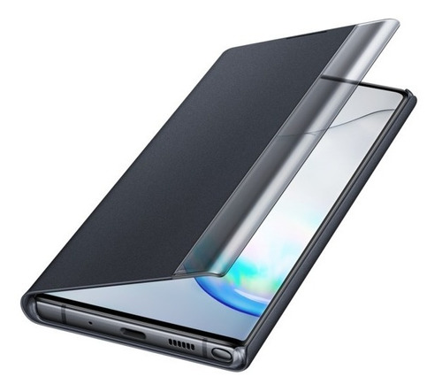 cover samsung note10+ clear view cover ef-zn975