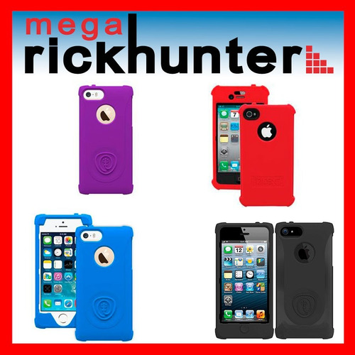 cover silicona trident perseus iphone 5 colores