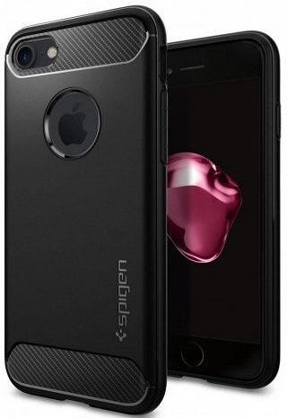 cover spigen original para iphone 7, 7 plus, 8 y 8 plus