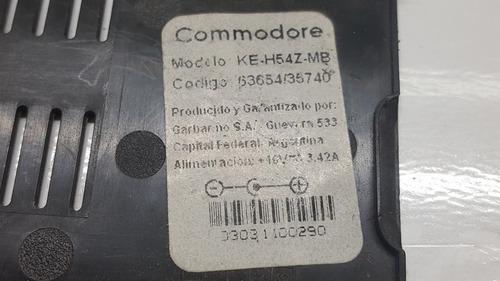 cover tapa de disco rigido notebook commodore h54z ke-h54-mb
