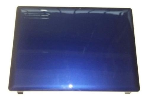 cover tapa de display bangho m72 m72s m72sr b-72xox azul