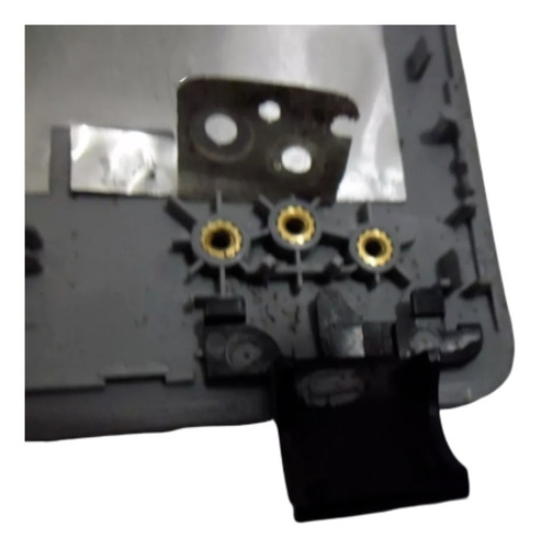 cover tapa de display con desgaste notebook acer aspire 4551