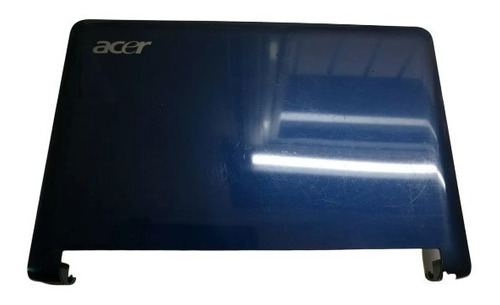 cover tapa display notebook acer zg5 azul