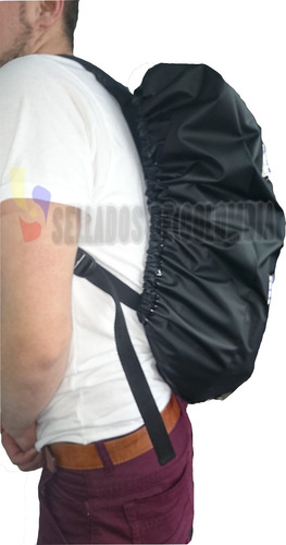 coverbag forro impermeable para maleta moto
