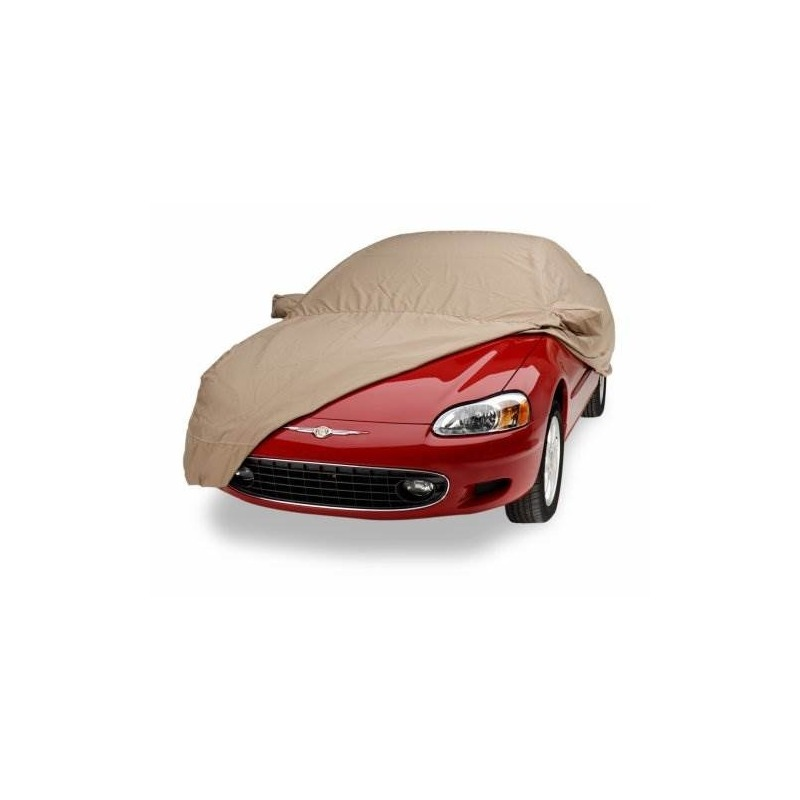 Fleeced Satin Covercraft Custom Fit Car Cover for Select Ford Ranger Models Black FS7384F5