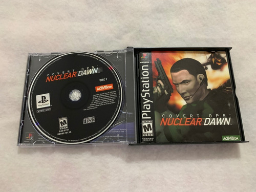 covert ops nuclear dawn ps1 original completo