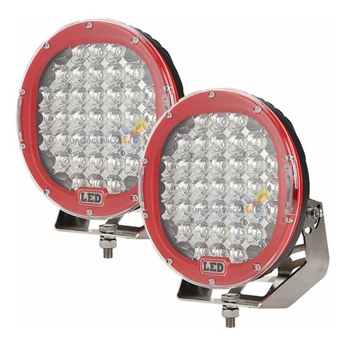 covertor amarillo 32 led par arb