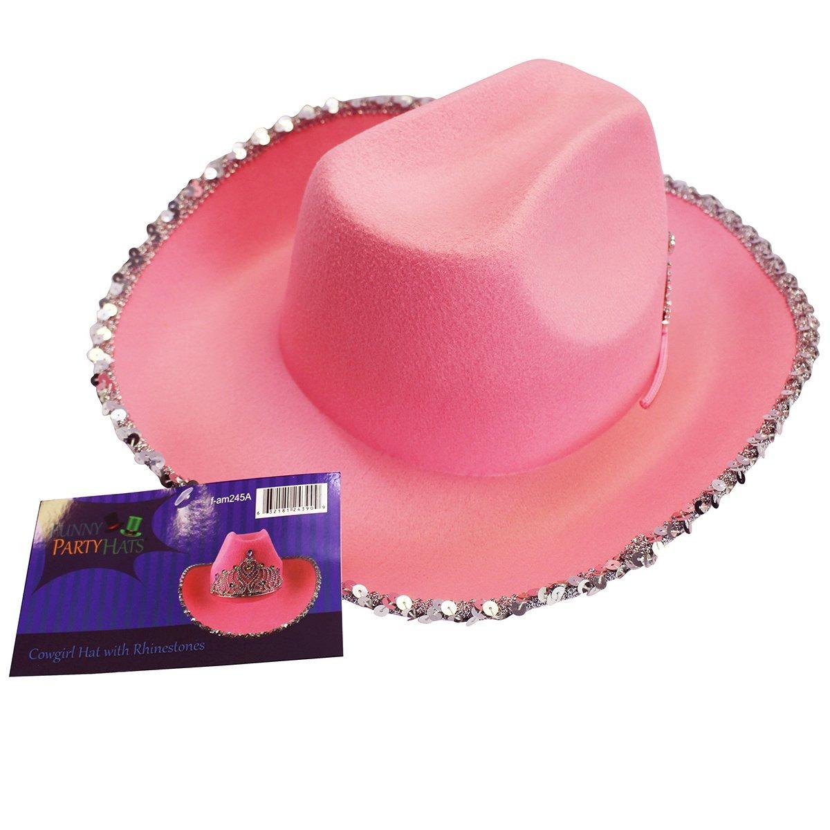 d8e2915795e22 Cowgirl Hat - Princess Cowboy Hats Para Mujeres De Funny. -   49.774 ...
