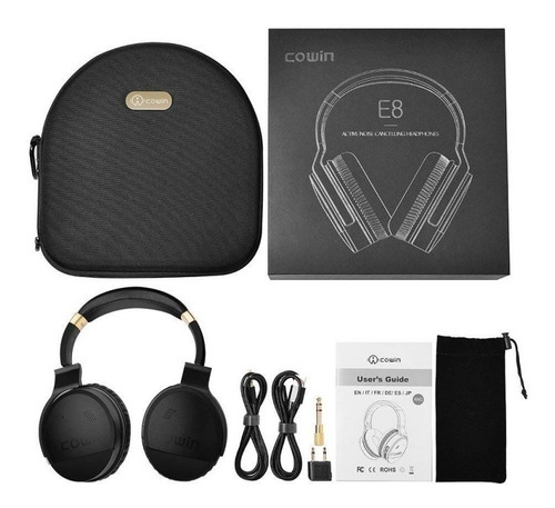 cowin e8 active noise cancelling headphones
