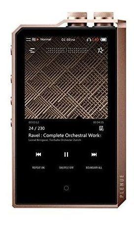 cowon plenue 2 p2 mkii hi-fi hd sonido reproductor de mp3 25