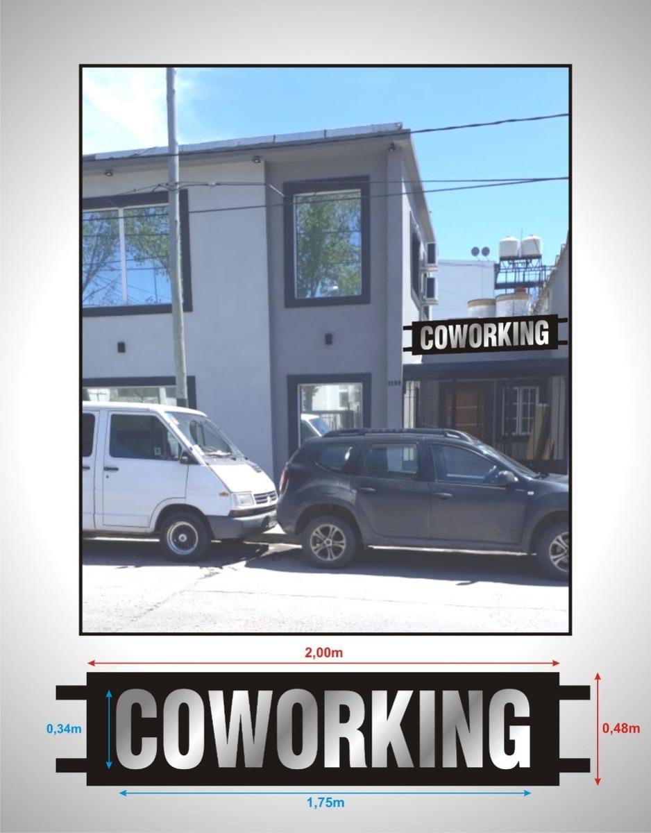 coworking premium hurlingham, edif. nuevo, full time mensual
