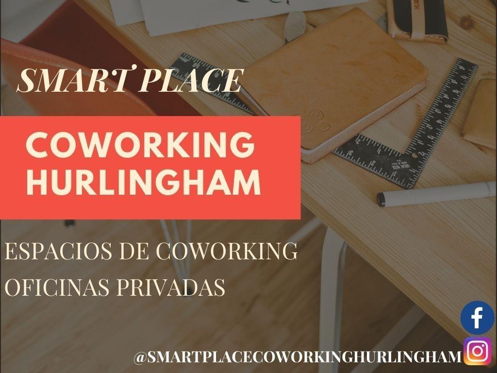 coworking v.i.p. hurlingham, edificio nuevo, estacionamiento