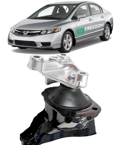 coxim do motor hidraulico inferior lado direito new civic 2006 2007 2008 2009 2010 2011