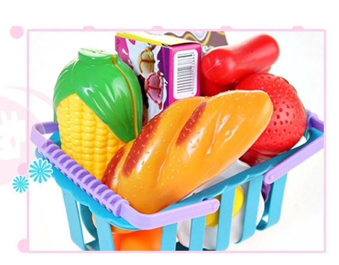 a212dc622 Cozinha 54 Peças - Frutas Vegetais De Corte - Frete Grátis* - R$ 120 ...