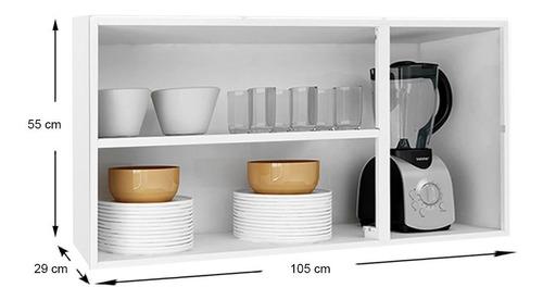 cozinha aço armário