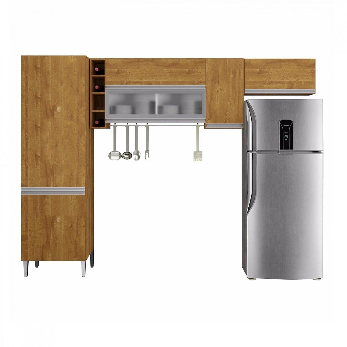 Cozinha Compacta 3 Pe As 6 Portas Bano Chf N O Dwt R 729 50 Em