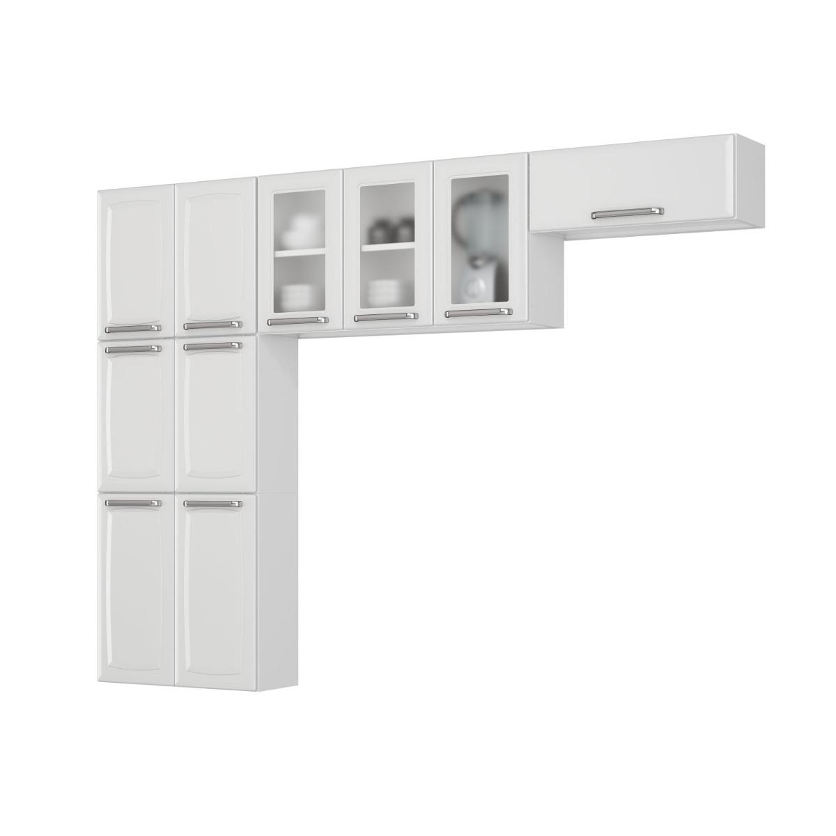 Cozinha Compacta 3 Pe As Luce Itatiaia Branco Jcwt R 671 90 Em