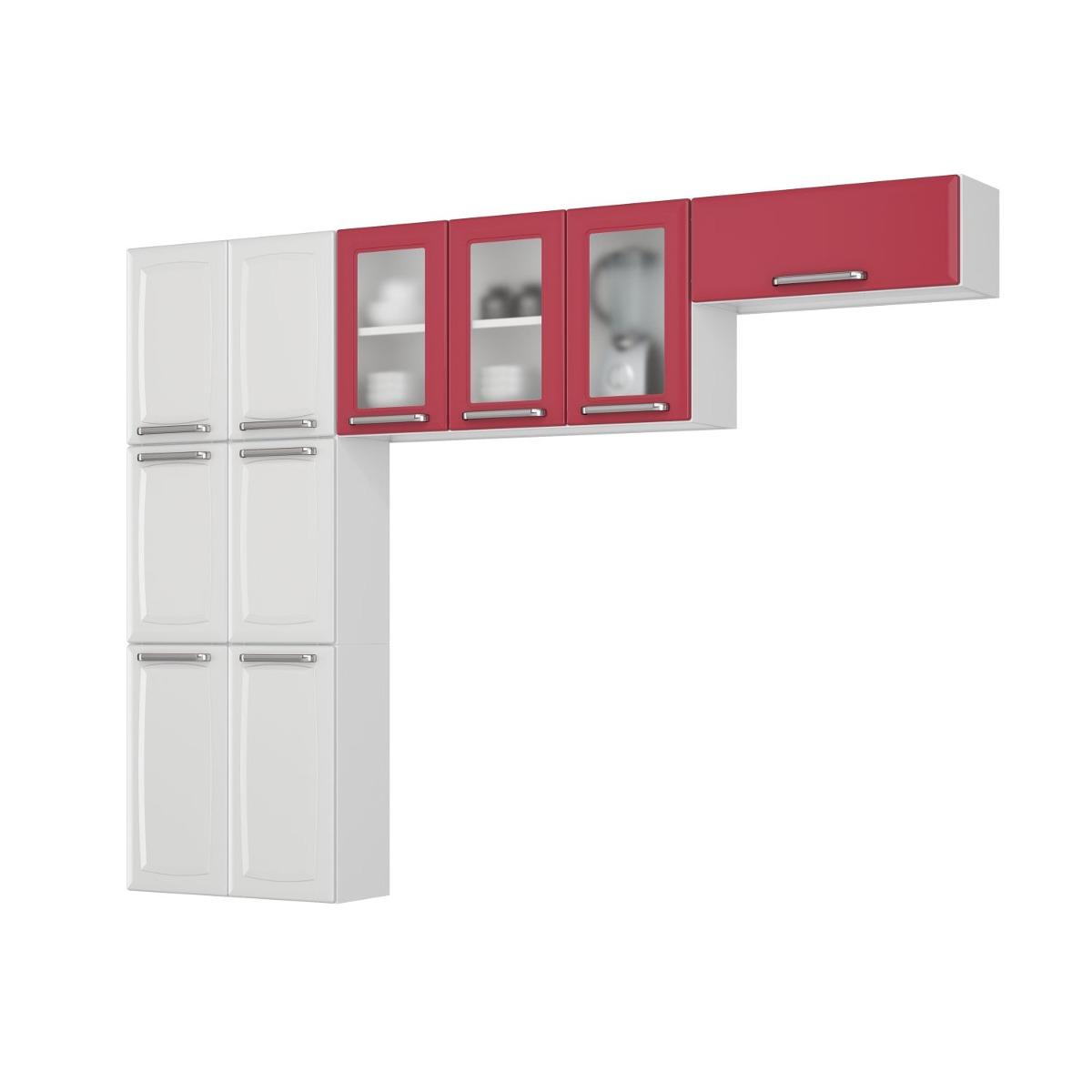 Cozinha Compacta 3 Pe As Luce Itatiaia Ib R 699 90 Em Mercado Livre