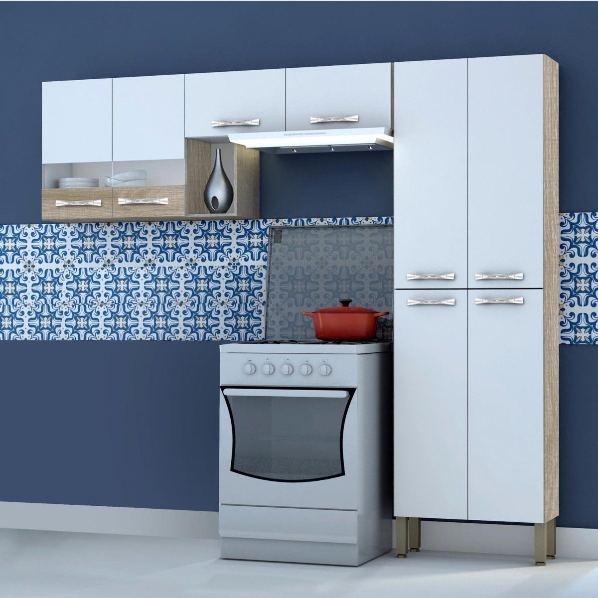 Cozinha Compacta 3 Pe As Mega Kits Paran Gdwt R 345 50 Em