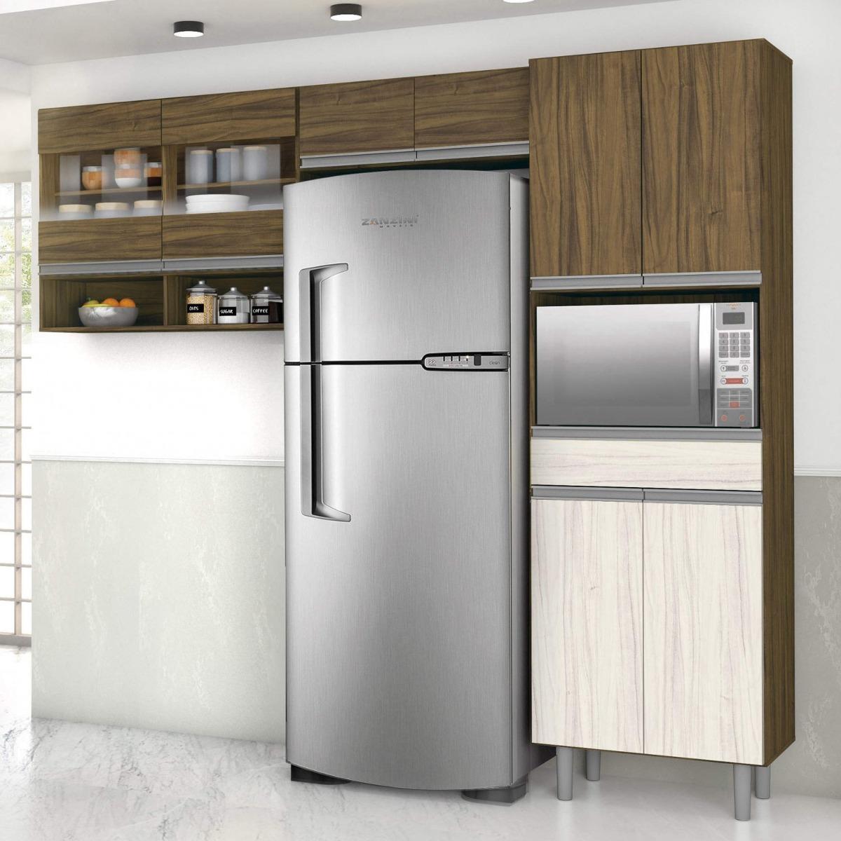 Cozinha Compacta 3 Pe As New Clean Zanzini Jc R 489 90 Em Mercado