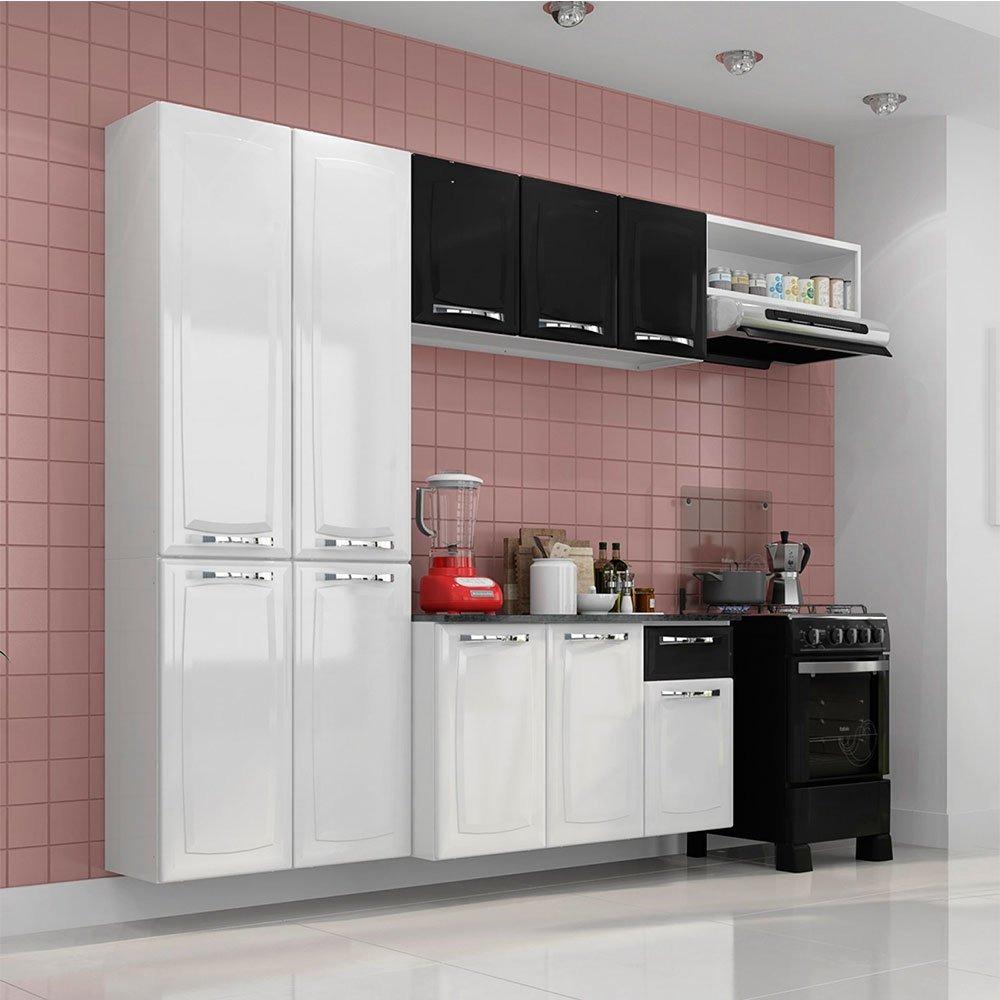 Cozinha Compacta 4 Pe As Amanda Itatiaia R 674 93 Em Mercado Livre