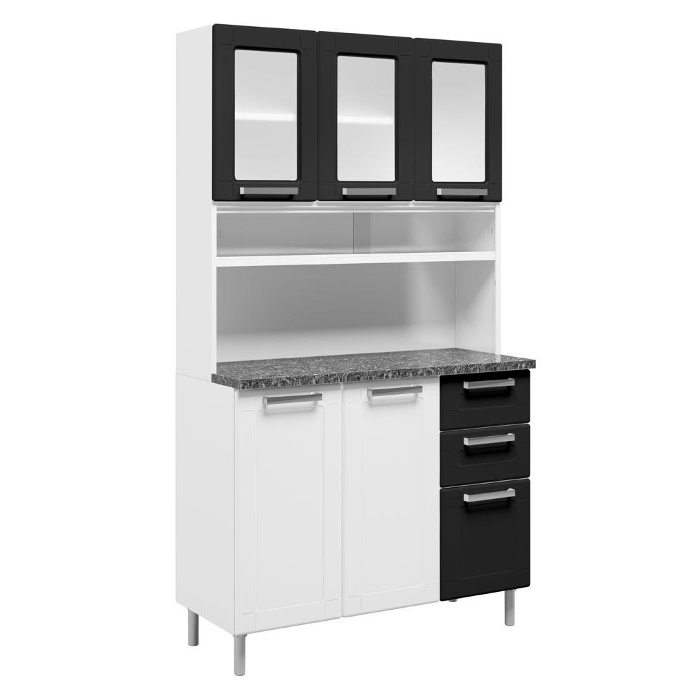 Cozinha Compacta 8 Portas Em A O Bertolini 6145 M Ltipla R 526