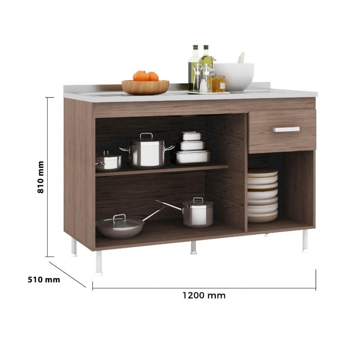 Cozinha Compacta Com Balc O It Lia Indekes N O Ehwt R 451 10 Em
