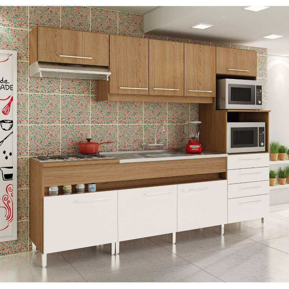 Cozinha Compacta Moderna Dicas Para Uma Cozinha Compacta E  ~ Balcão De Cozinha Colormaq Acoifa Pequena Para Cozinha