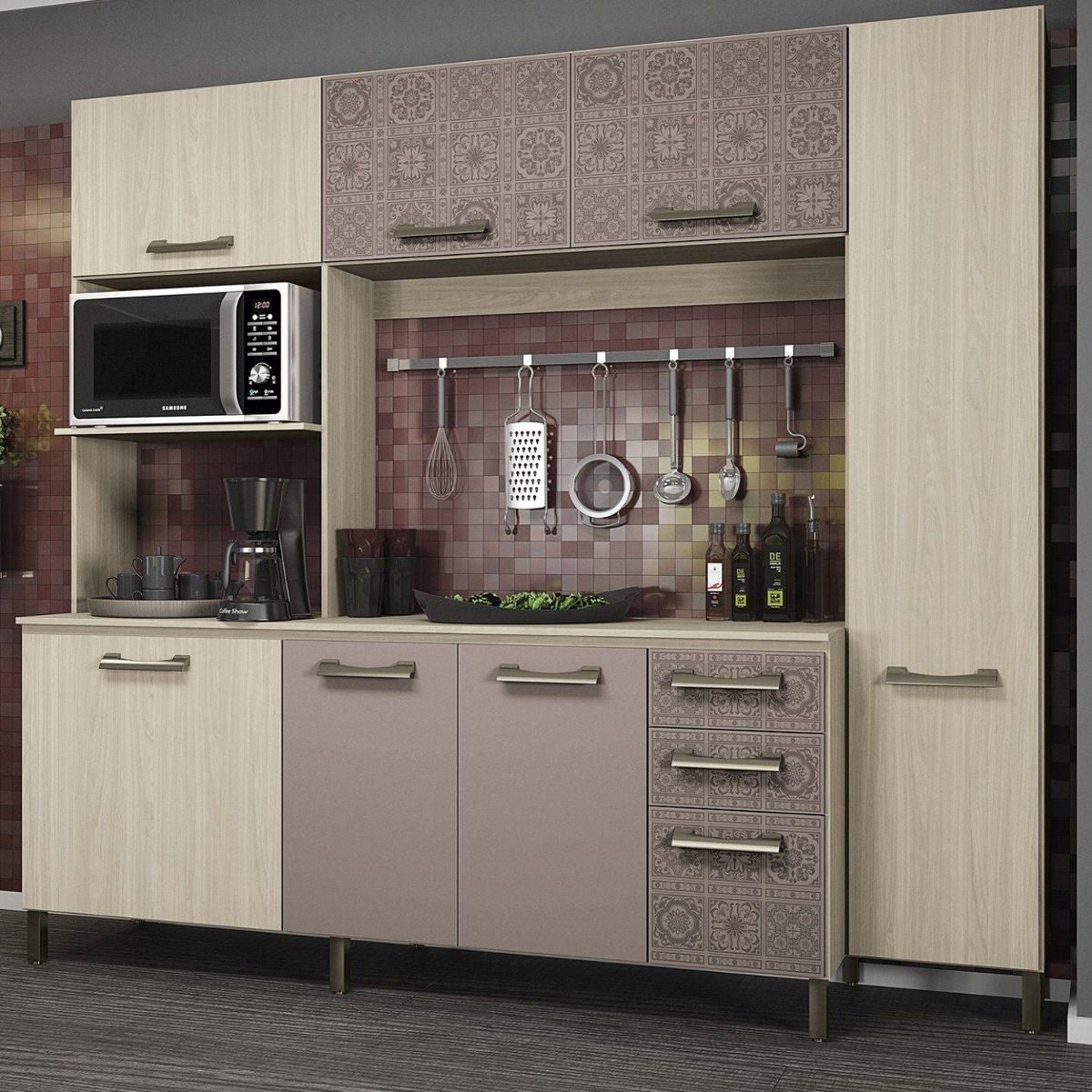 Cozinha Compacta E780 Sense Kappesberg Ic R 959 90 Em Mercado Livre