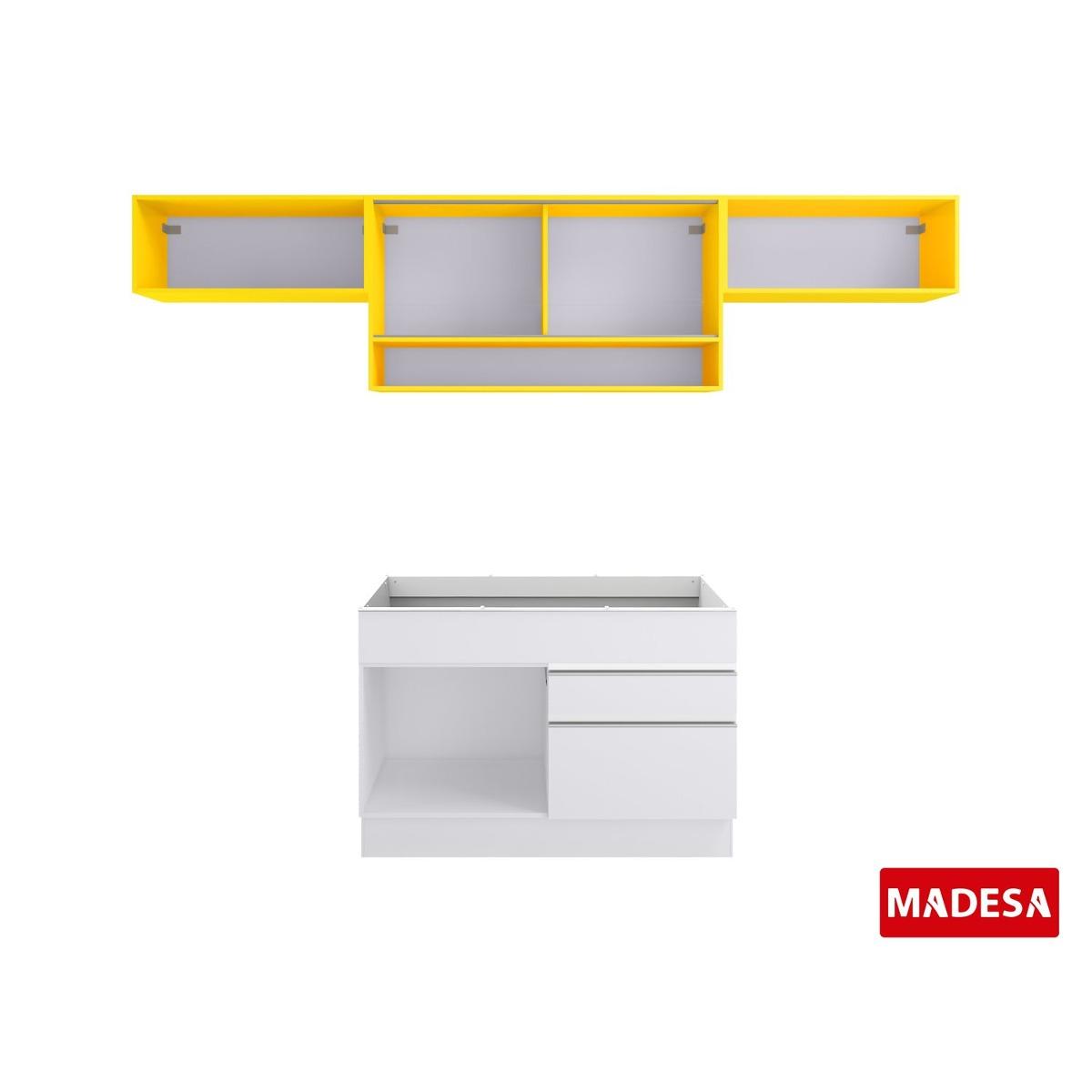 Cozinha Compacta Glamy Marina N O Acompanha Tampo E Id R 739 90