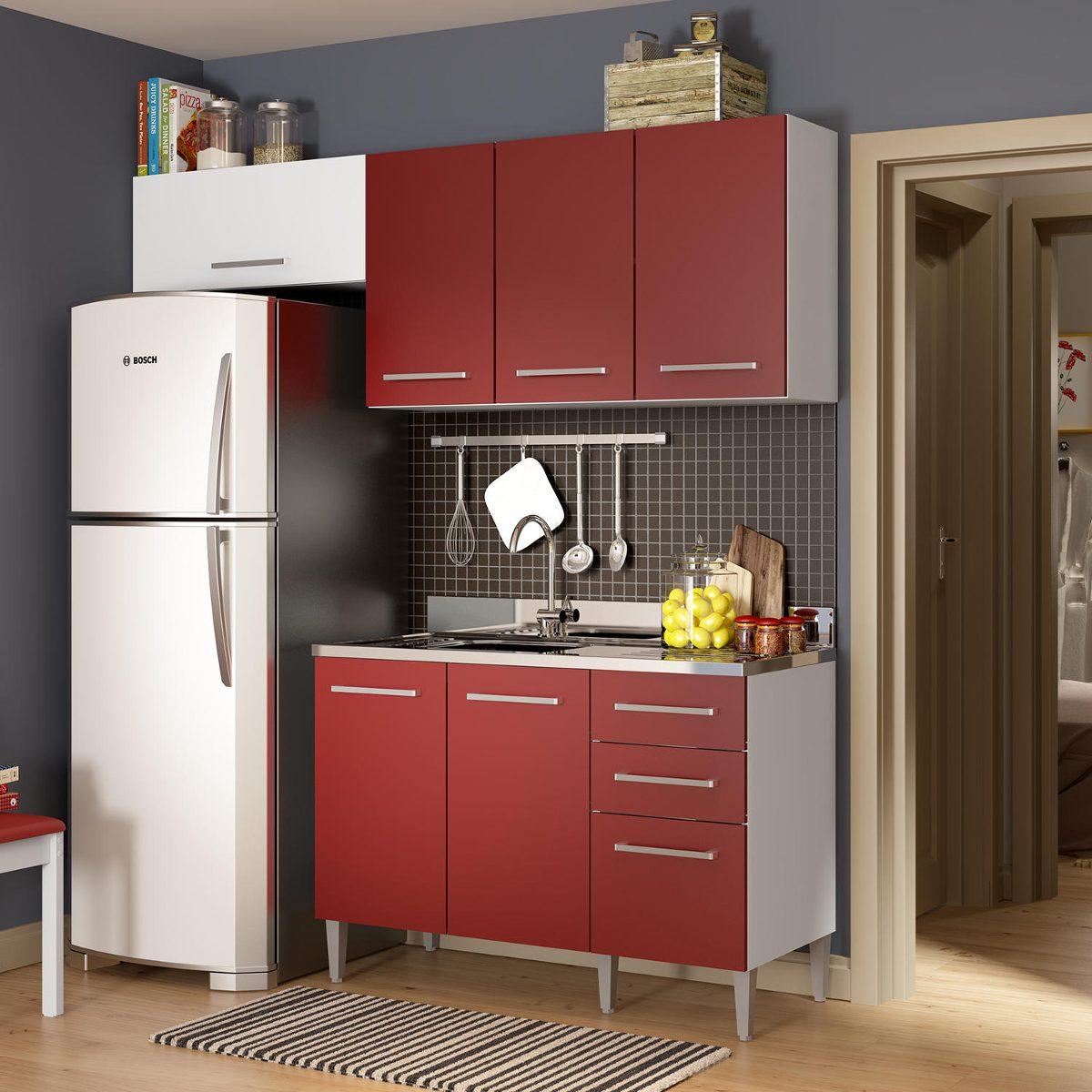 Cozinha Compacta Glamy Madesa Resimden Com