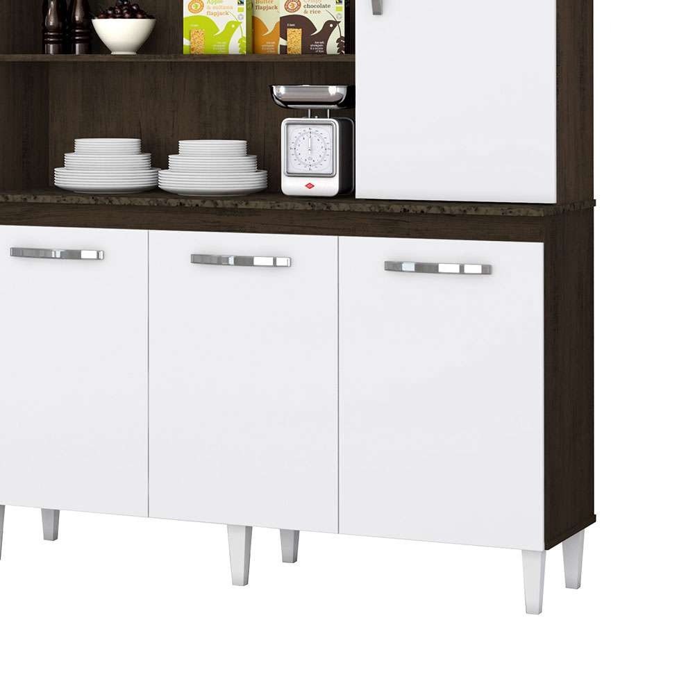 ee4b7363bc8 cozinha compacta mirela 7 pt 3 gv ravello e branco. Carregando zoom.