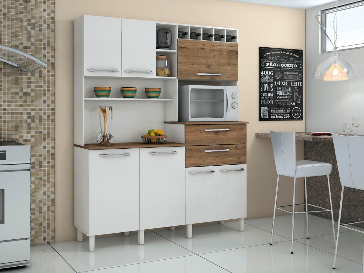 Cozinha Compacta Monte Rey Valdem Veis R 799 89 Em Mercado Livre