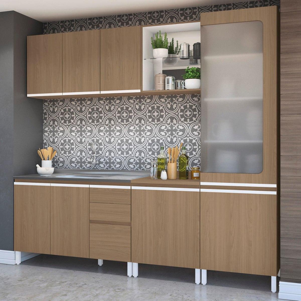 Cozinha Compacta New Urban Cb172 Kappesberg Hi R 1 699 90 Em