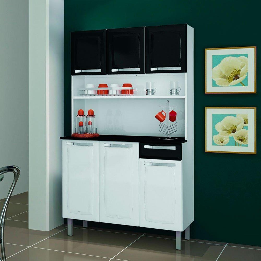Cozinha Compacta Rose 6 Portas 1 Gaveta A O Itatiaia R 514 00 Em